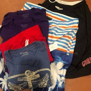 NOT SO MYSTERIOUS MYSTERY BOX MENS 7 PIECEs